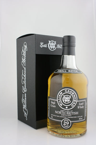 Single Grain Scotch Whisky in Hong Kong, 29 years old, at 46%