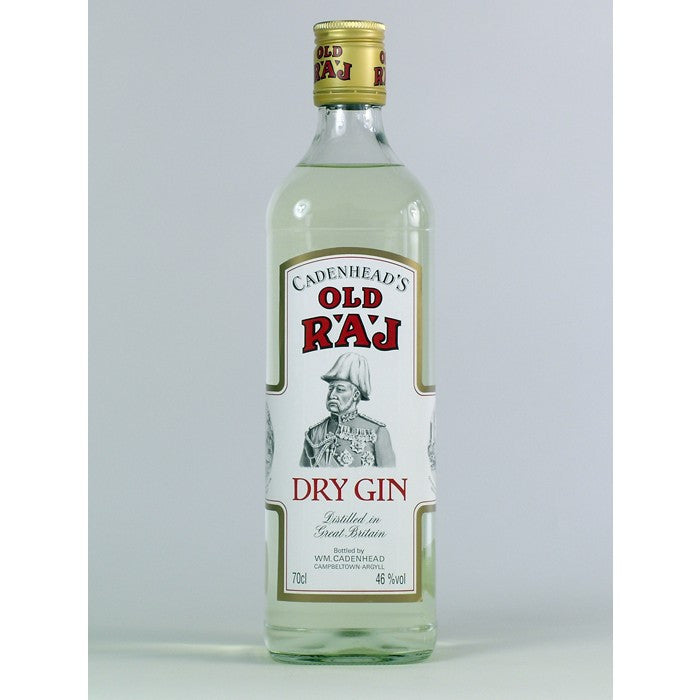 CADENHEAD'S OLD RAJ GIN in Hong Kong ABV: 46% Size: 700ml