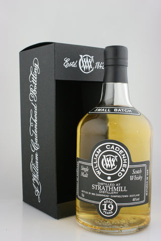 STRATHMILL 19 year old, 46% Speyside Single Malt Scotch Whisky in Hong Kong