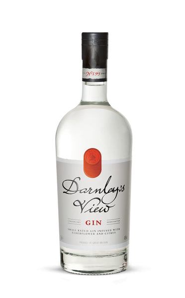 Darnley's View London Dry Gin in Hong Kong, by Wemyss Malts.