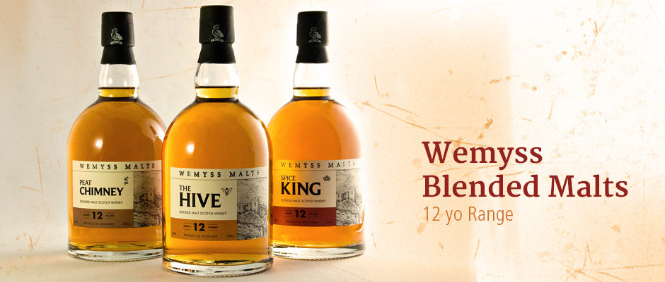 Award winning Islay, Speyside & Island Blended Malt Whisky in Hong Kong, 8 year old & 12 year old