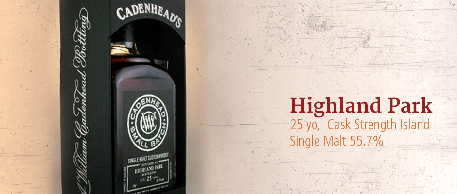 HIGHLAND PARK Highland Cask Strength Single Malt Scotch Whisky in Hong Kong, distilled in 1988, bottled in 2013 at 55.7%