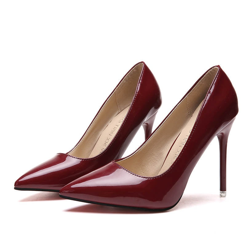 Women Pointed Toe Pumps