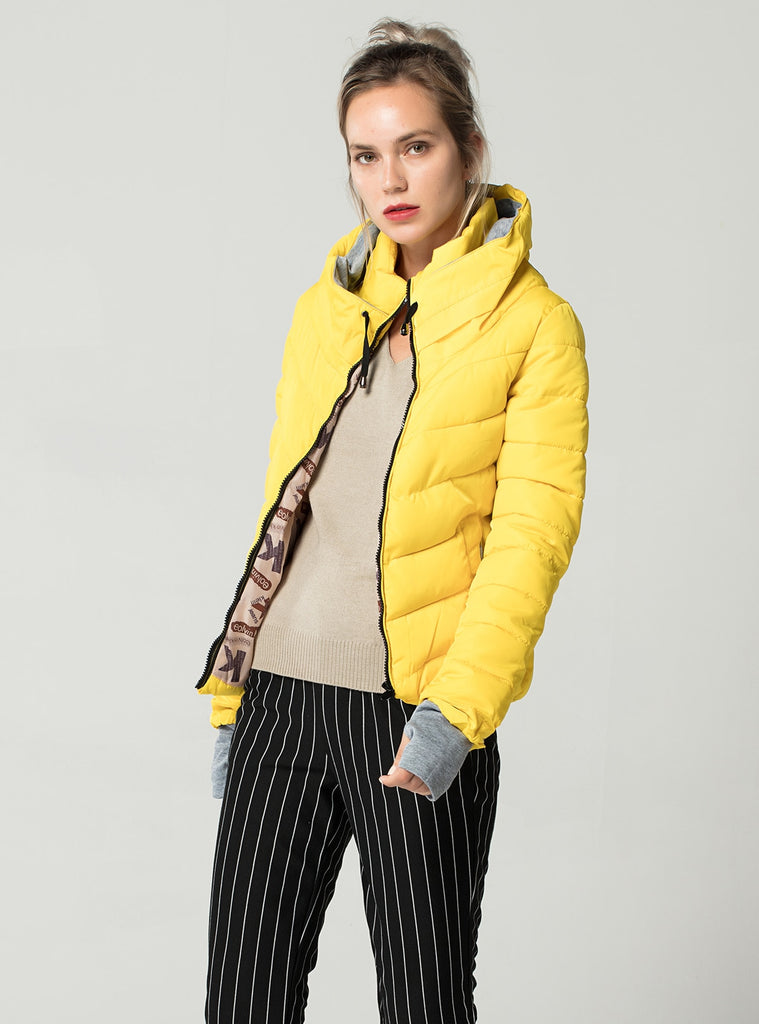Women Autumn Winter Jacket