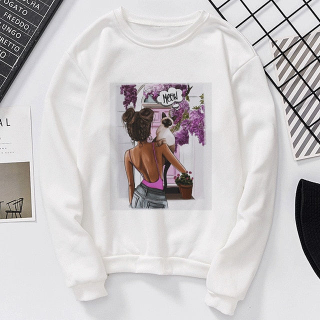 Mother's Day Women's Sweatshirt