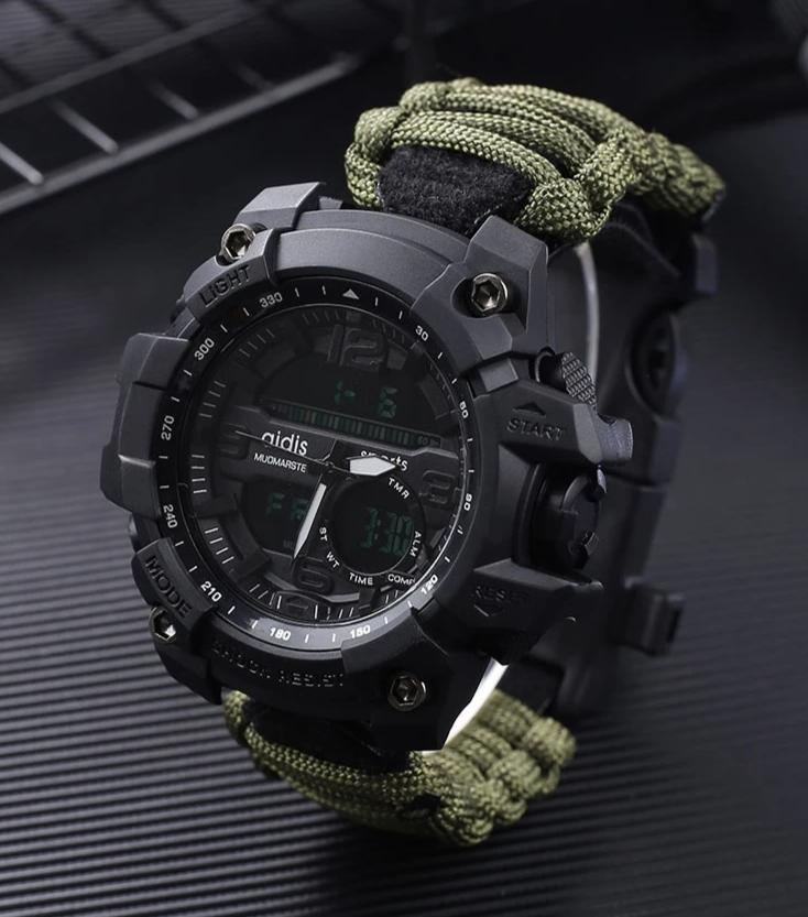 LED Military Watch