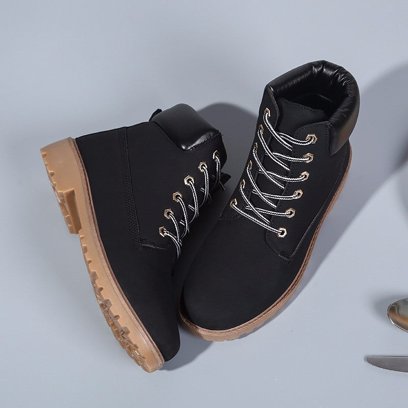 PU Outdoor Snow Boots