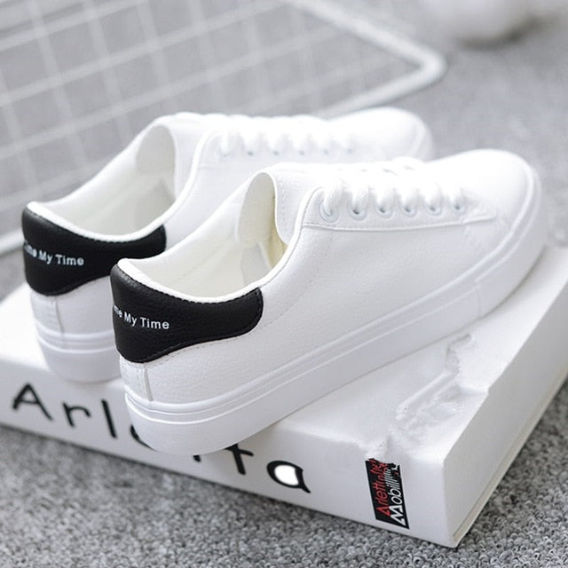 Breathble Vulcanized Shoes