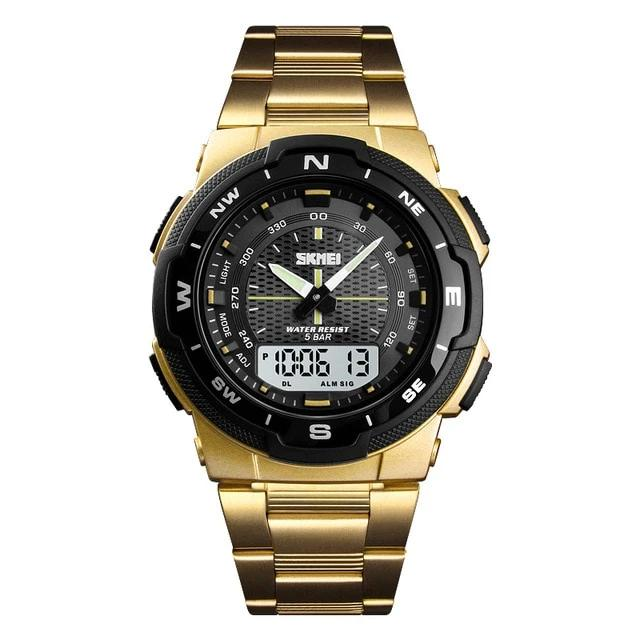 Stainless Steel Mens Watches