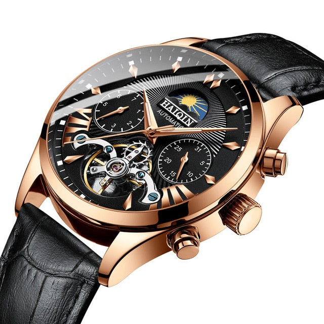 Luxury automatic/mechanical watch