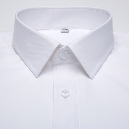 Formal White Work Office Shirts