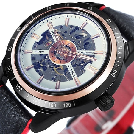 Men Automatic Mechanical Watch