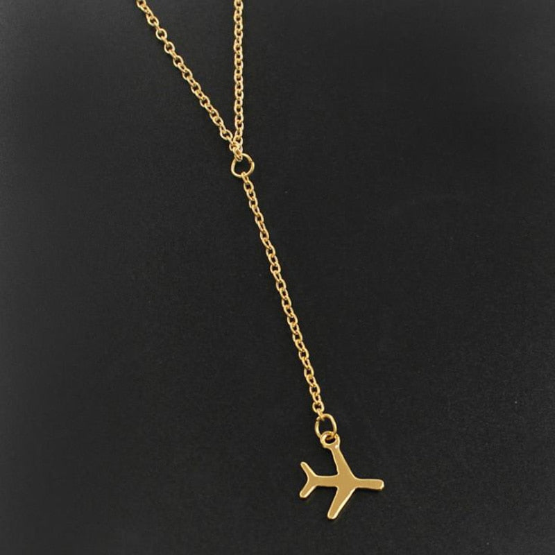 Gold Color Star Pendant