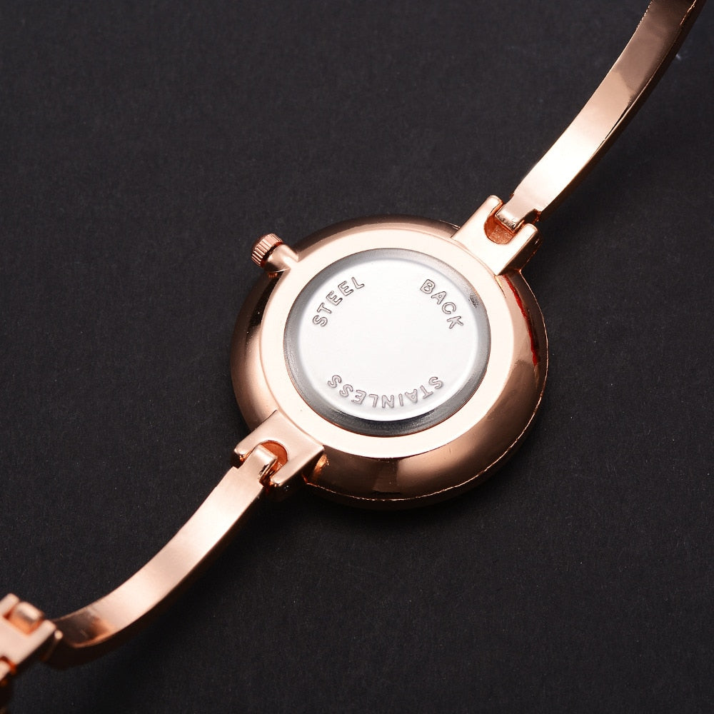 Rose Gold Women Bracelet