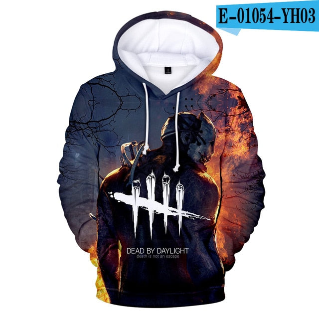 3D Print Hoodies Men/women