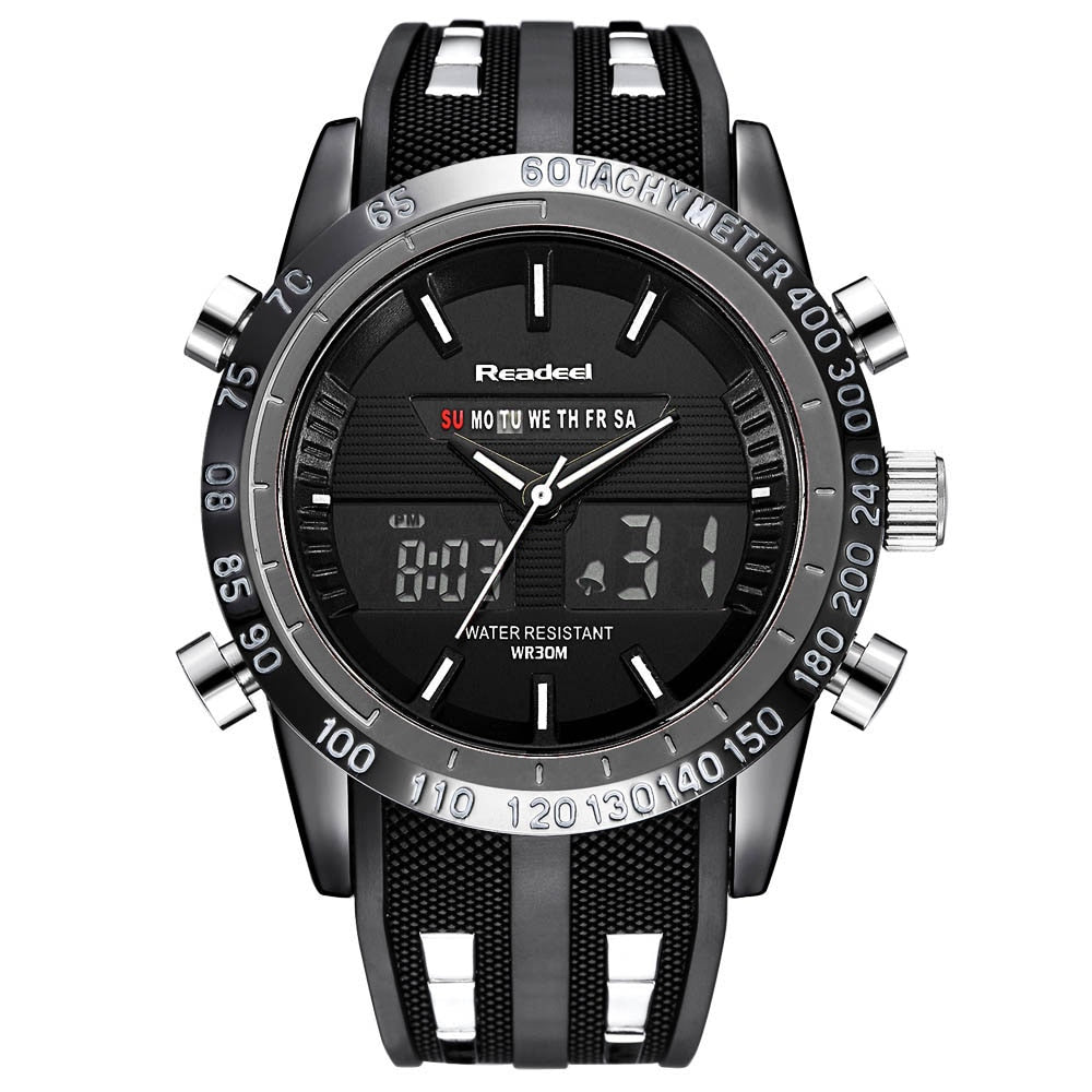 Men Sports Waterproof Watches