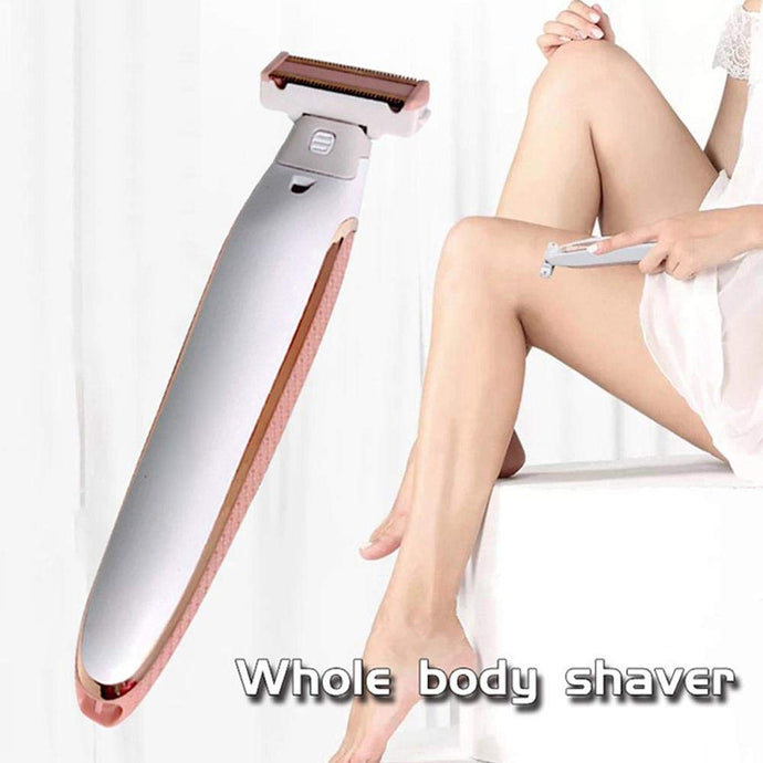 Flawless Women's Rechargeable Painless Hair Removal - ZainTen