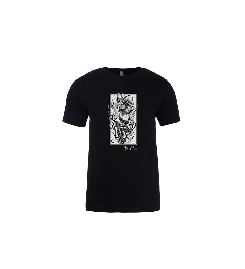 Franki Tattoo - The Light of the Grim Reaper - T-Shirt
