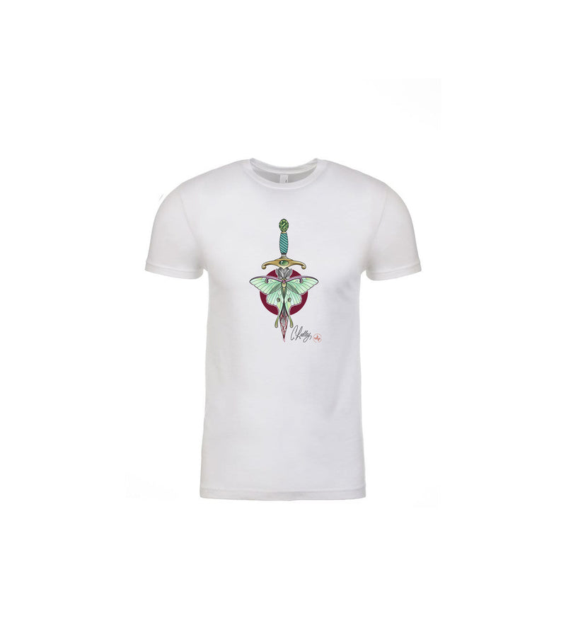 Caleb Ledley - Burdened - T-Shirt