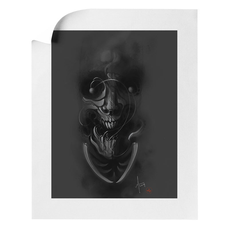 Nathan Marti - Anthropomorphic - Art Print