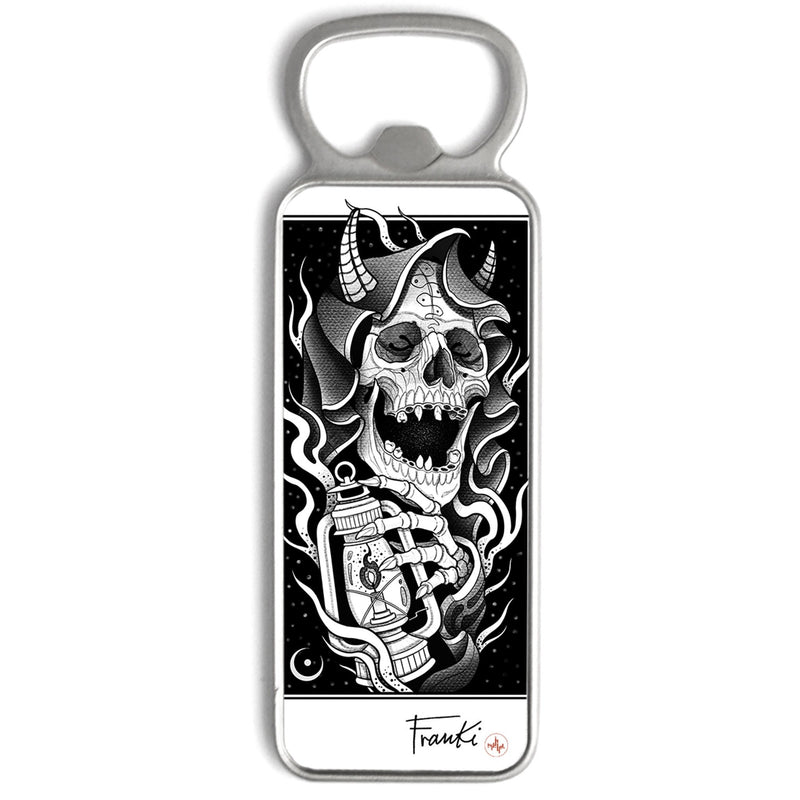 Franki Tattoo - The Light of the Grim Reaper - Bottle Opener