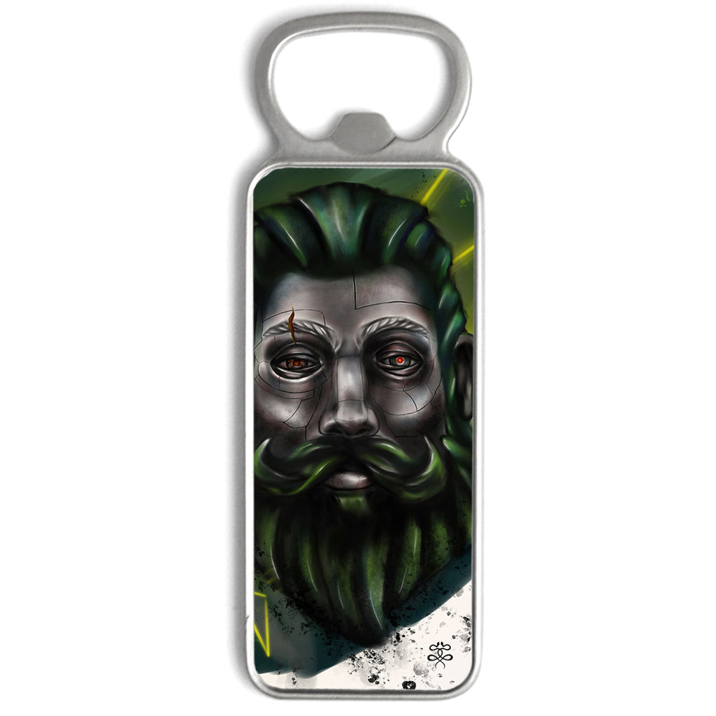 Newschoolenko Max - Woodcutter - Bottle Opener