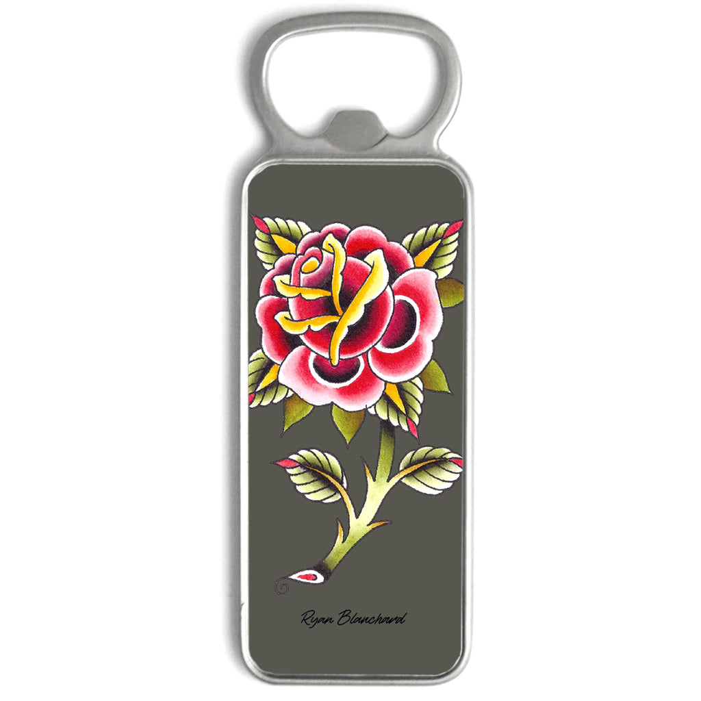 Ryan Blanchard - Lonely Rose - Bottle Opener