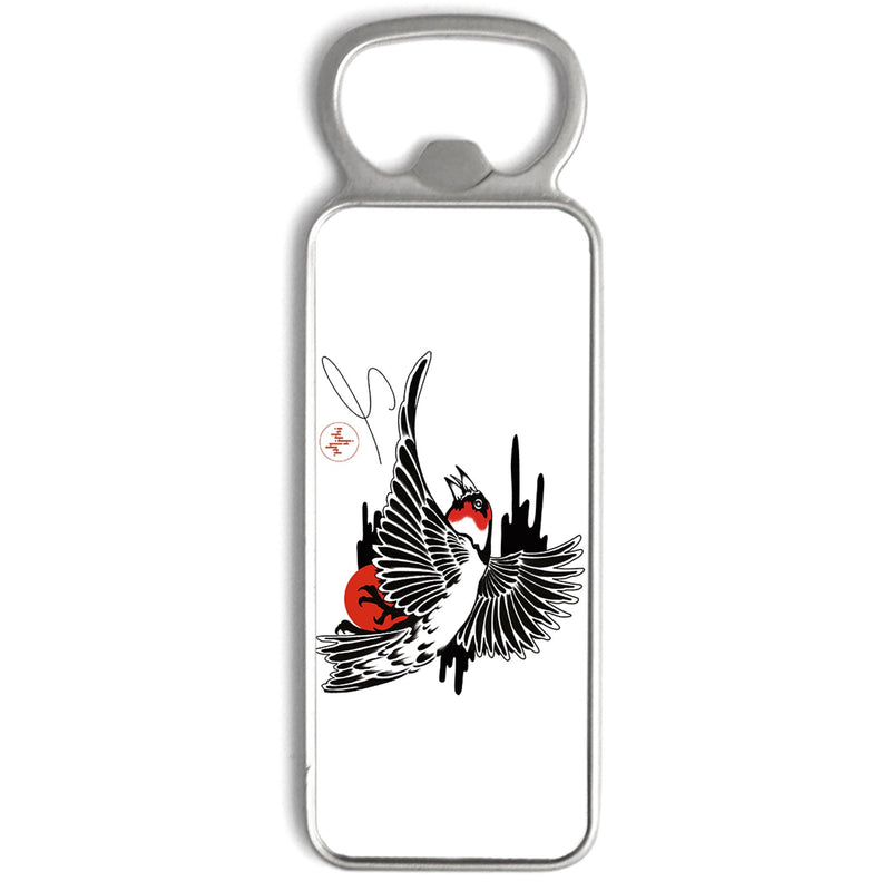 Seth Alexander - Male Finch - Bottle Opener