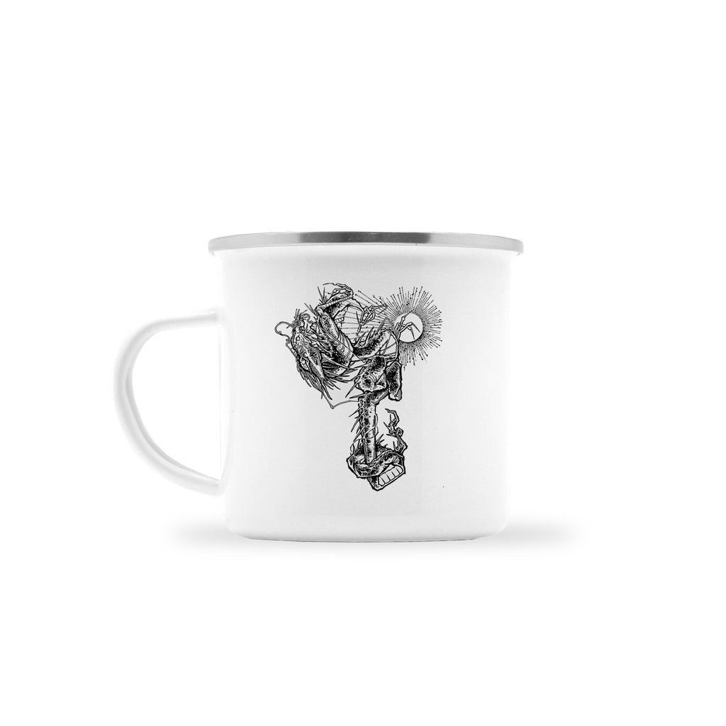 Eric Kueh - Oriental Dragon - Camp Mug