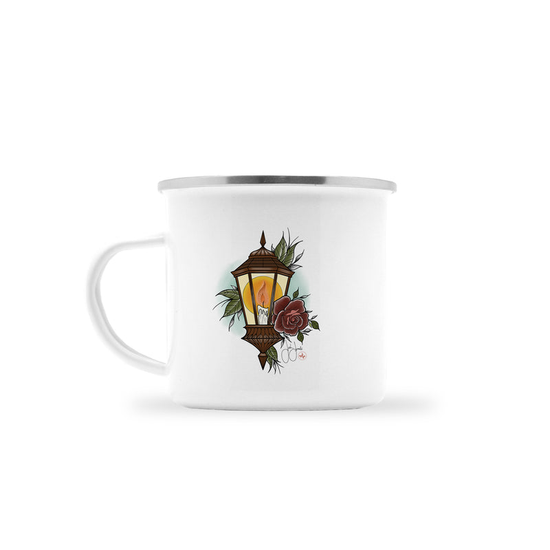 Jordan Rose - Light of Love - Camp Mug