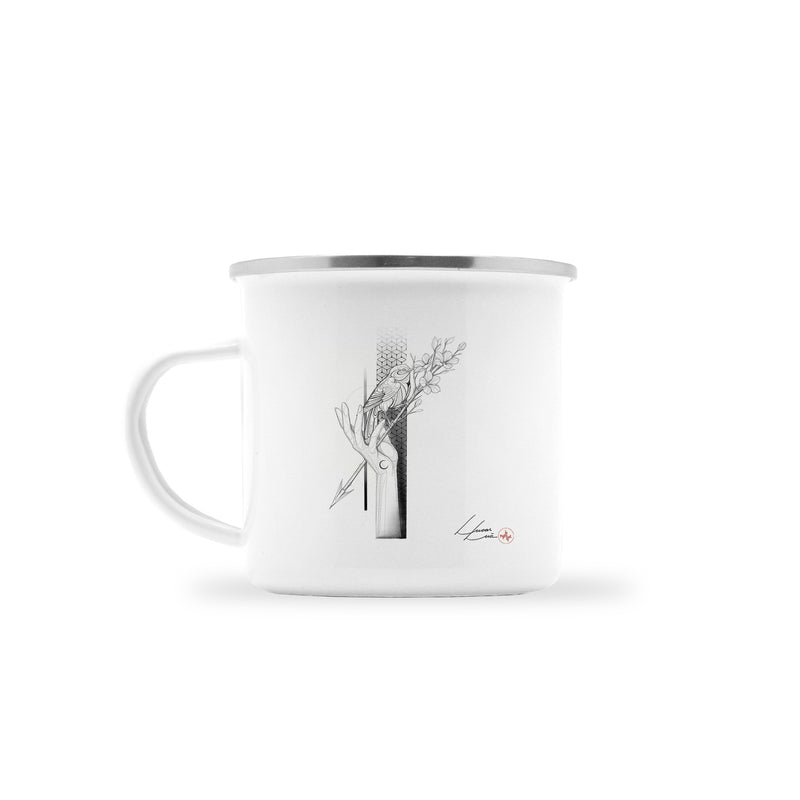 Lucas Lua - Freedom - Camp Mug