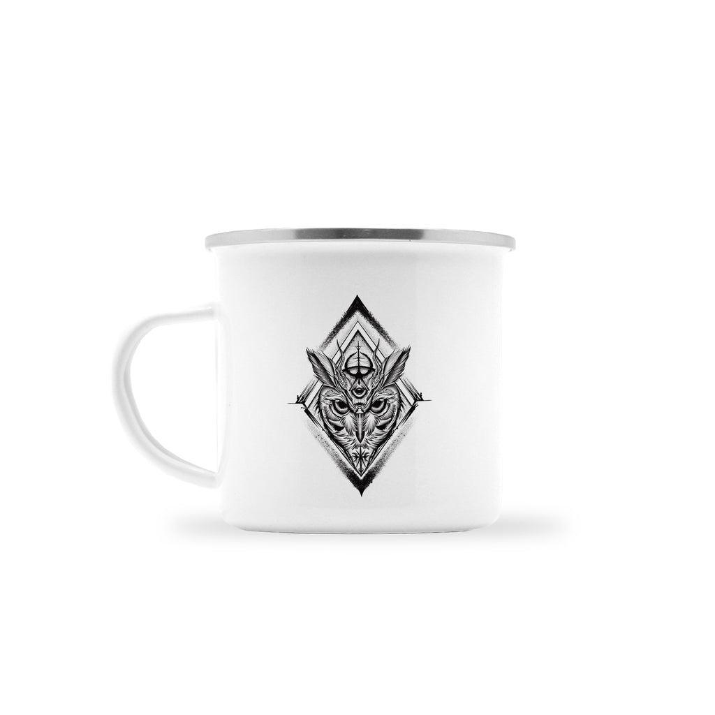 Gady Tattoo - Knowledge - Camp Mug