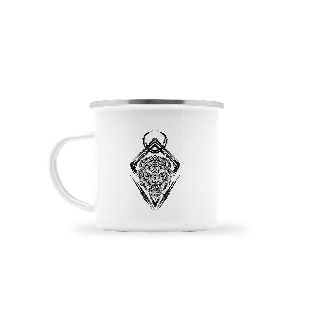 Gady Tattoo - Destination - Camp Mug