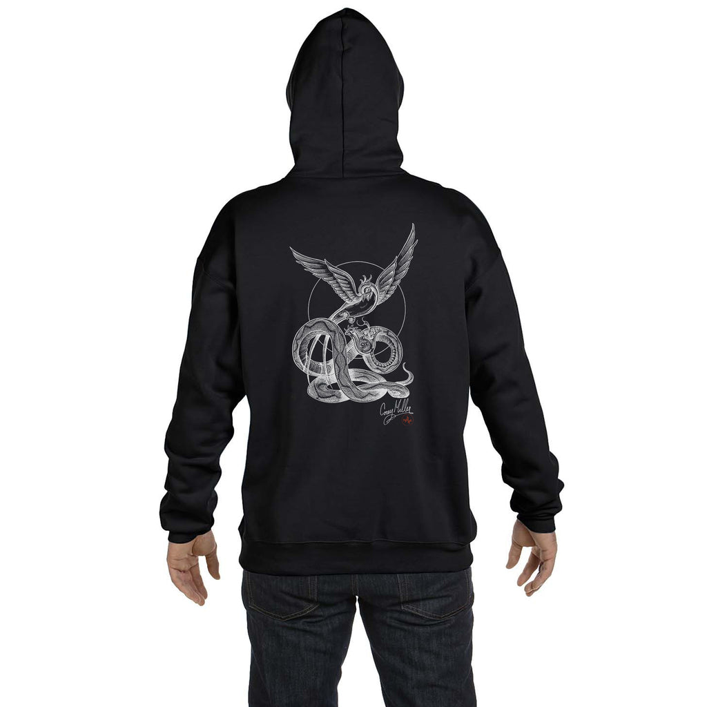 Corey Miller - Rise Above - Hoodie
