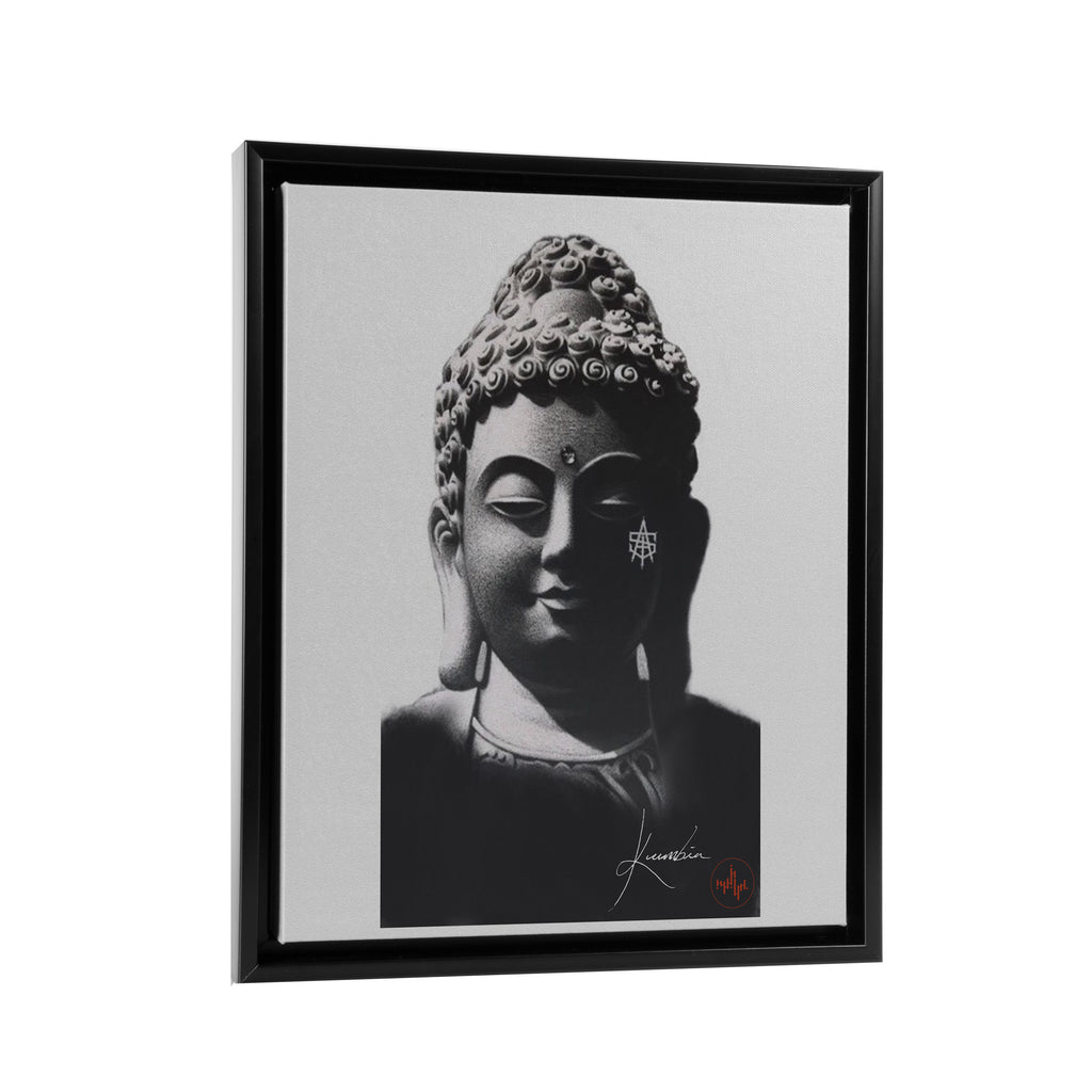 Kumbia - Enlightenment - Floating Frame Canvas