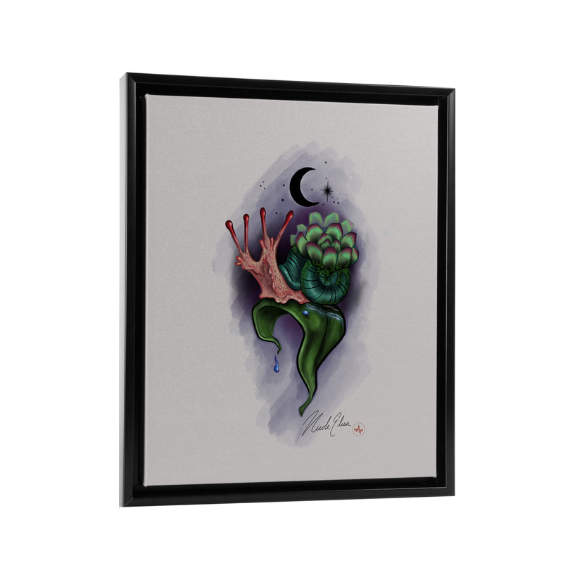 Nicole Elisa - Gemini - Floating Frame Canvas