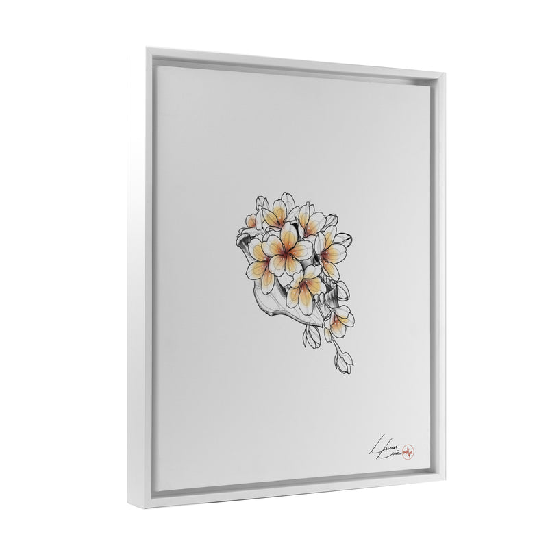Lucas Lua - Biophilia- Floating Frame Canvas