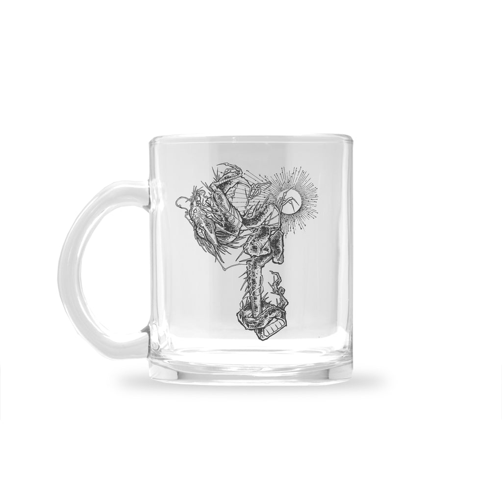Eric Kueh - Oriental Dragon - Glass Mug