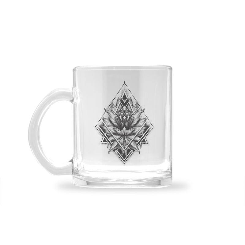 Gady Tattoo - Trilogy - Glass Mug