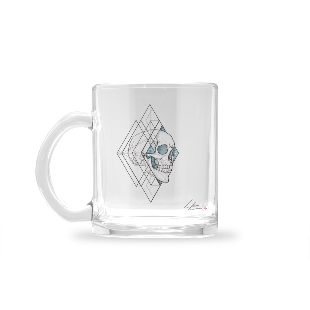 Lucas Lua - Through - Glass Mug