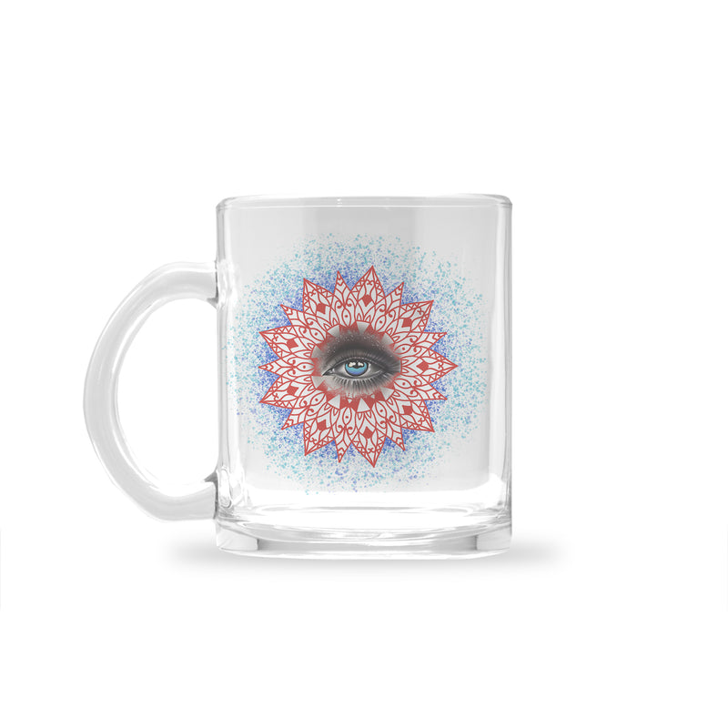 Gady Tattoo - Focus - Glass Mug