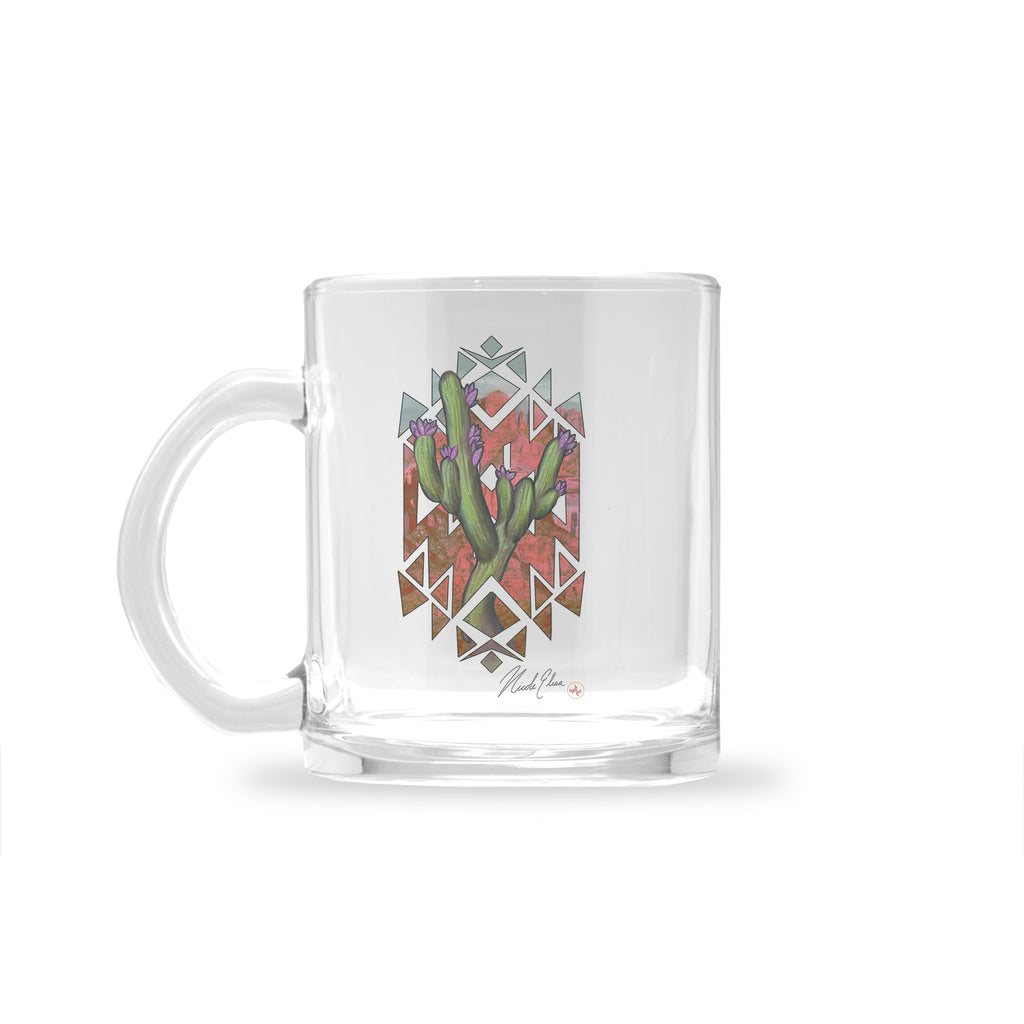 Nicole Elisa - Arizona - Glass Mug