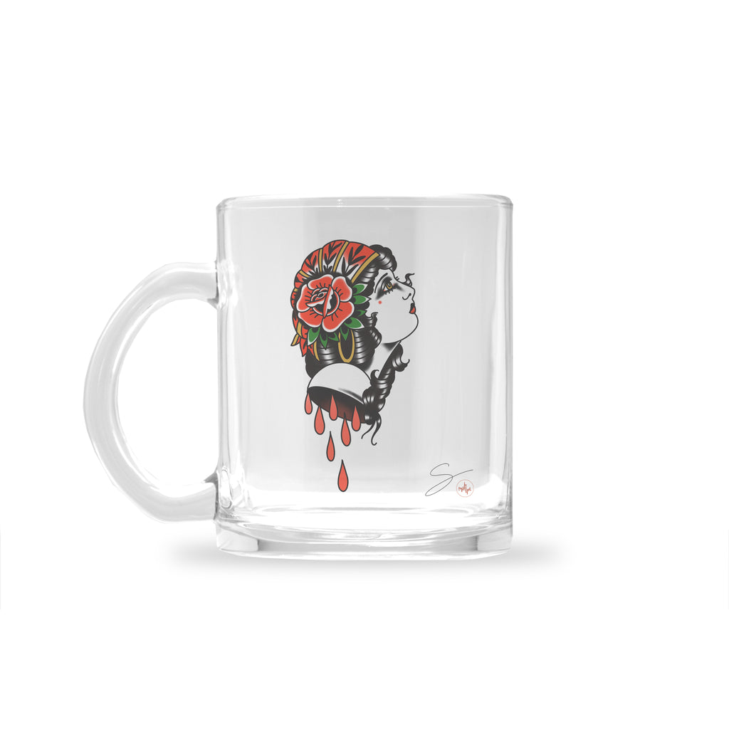 Seth Alexander - Gypsy - Glass Mug