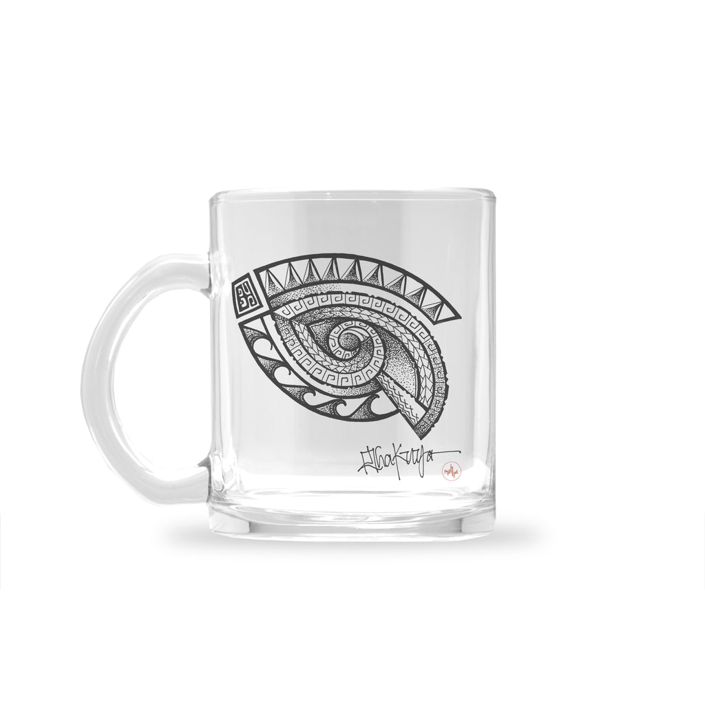 Tha Kuya - Untitled 1 - Glass Mug