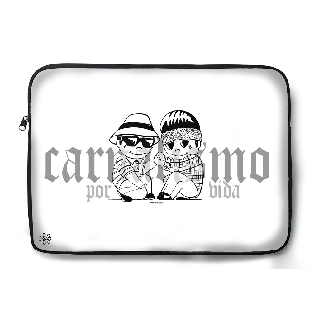 Amber Tilden - Carnal - Laptop Sleeve