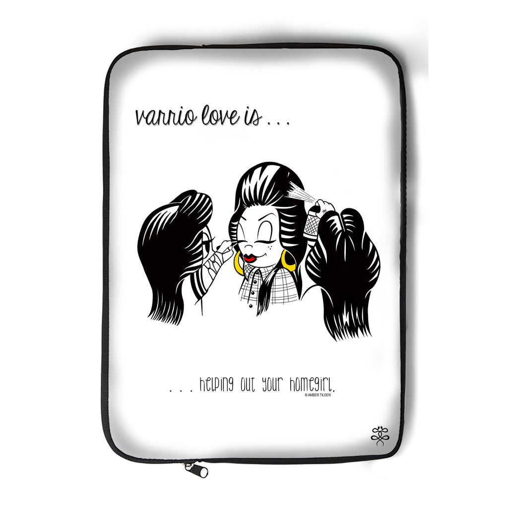 Amber Tilden - Homegirls - Laptop Sleeve