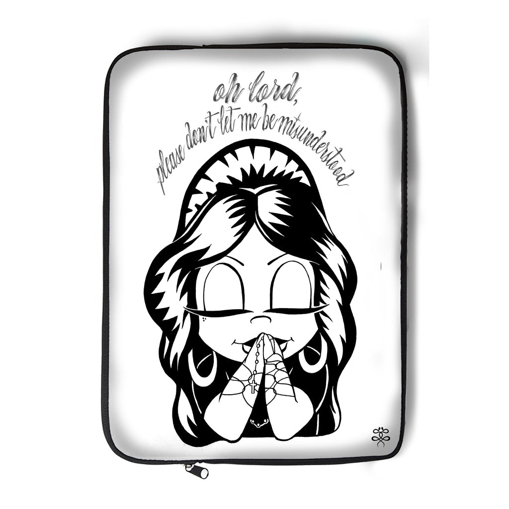 Amber Tilden - Misunderstood - Laptop Sleeve