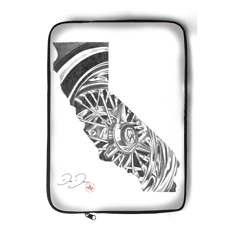 Dago Dane - Cali Life - Laptop Sleeve