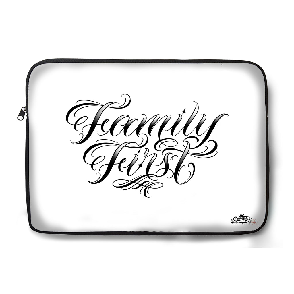 Edmar Ramirez - Family First - Laptop Sleeve