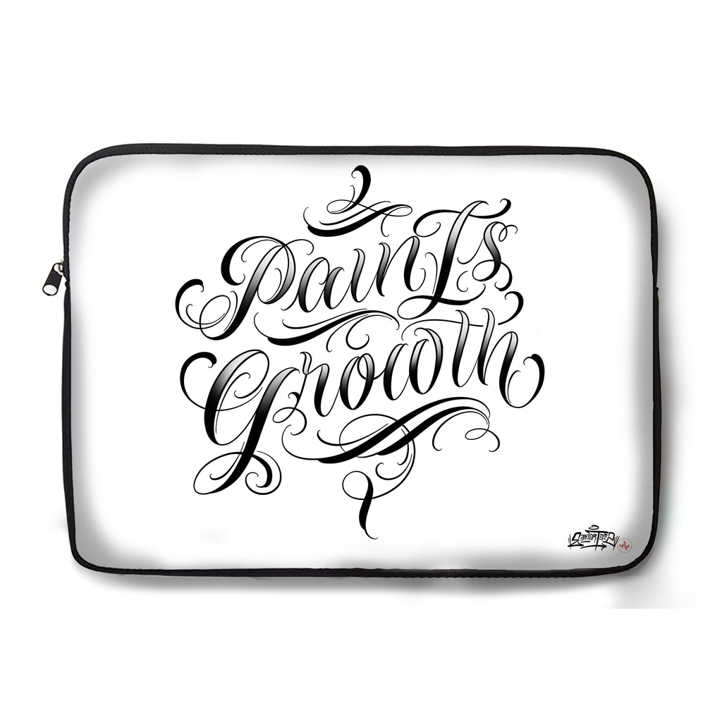 Edmar Ramirez - Growth - Laptop Sleeve